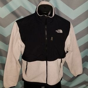 The North Face women fleece jacket size S